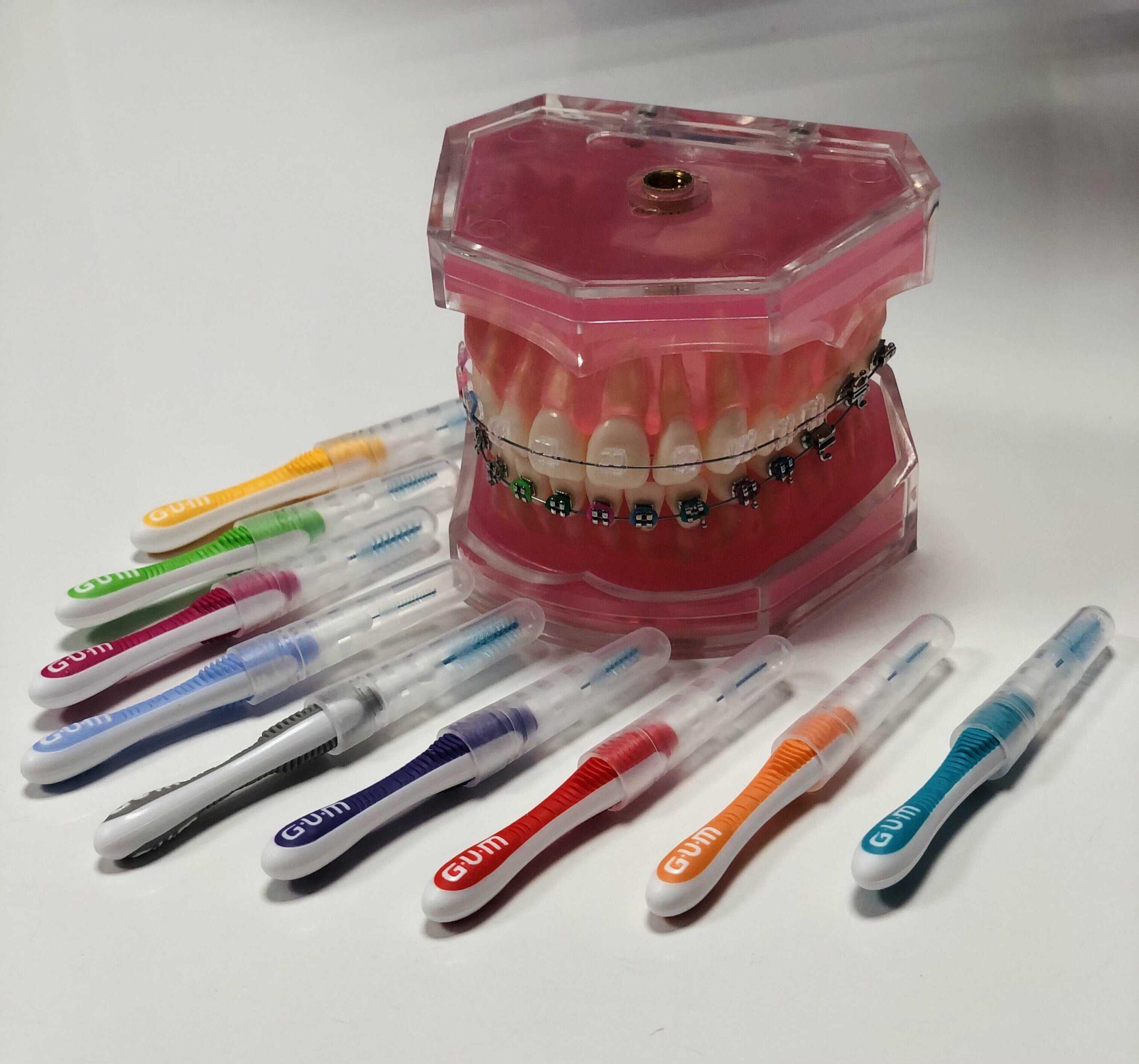 Ортодонтические ёршики, ЗФ Стоматология